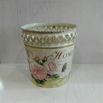 گلدان فلزی سایز متوسط