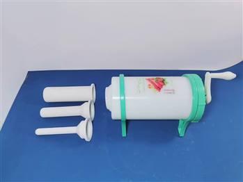 دستگاه سوسیس پمپ پلاستیکی سلامت