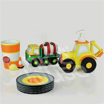 سرویس 4 پارچه کودک کار کیدز CAR'S