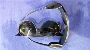 بلک اسپرت عینک دودی نور