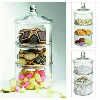 شکلات خوری سه طبقه