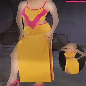 لباس خواب بلند زنانه ترک - 952 MyBen