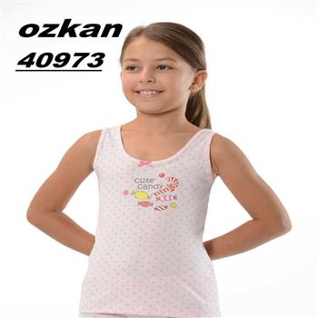 دو عدد تاپ دخترانه ترک -40973 Ozkan
