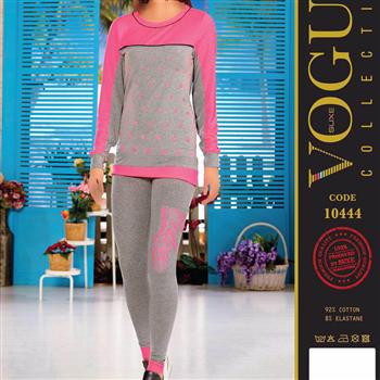 بلوز شلوار زنانه ترک - 10444 Vogue