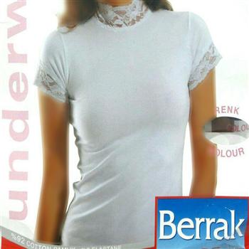 تی شرت زنانه ترک - 2144 Berrak