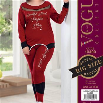 بلوز شلوار زنانه ترک - 10490 Vogue