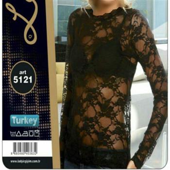 بلوز زنانه ترک - Lady 5121