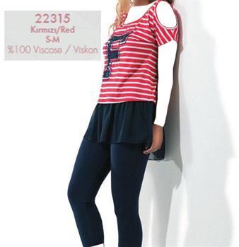 تی شرت شلوار- ترک -22315 Ozkan