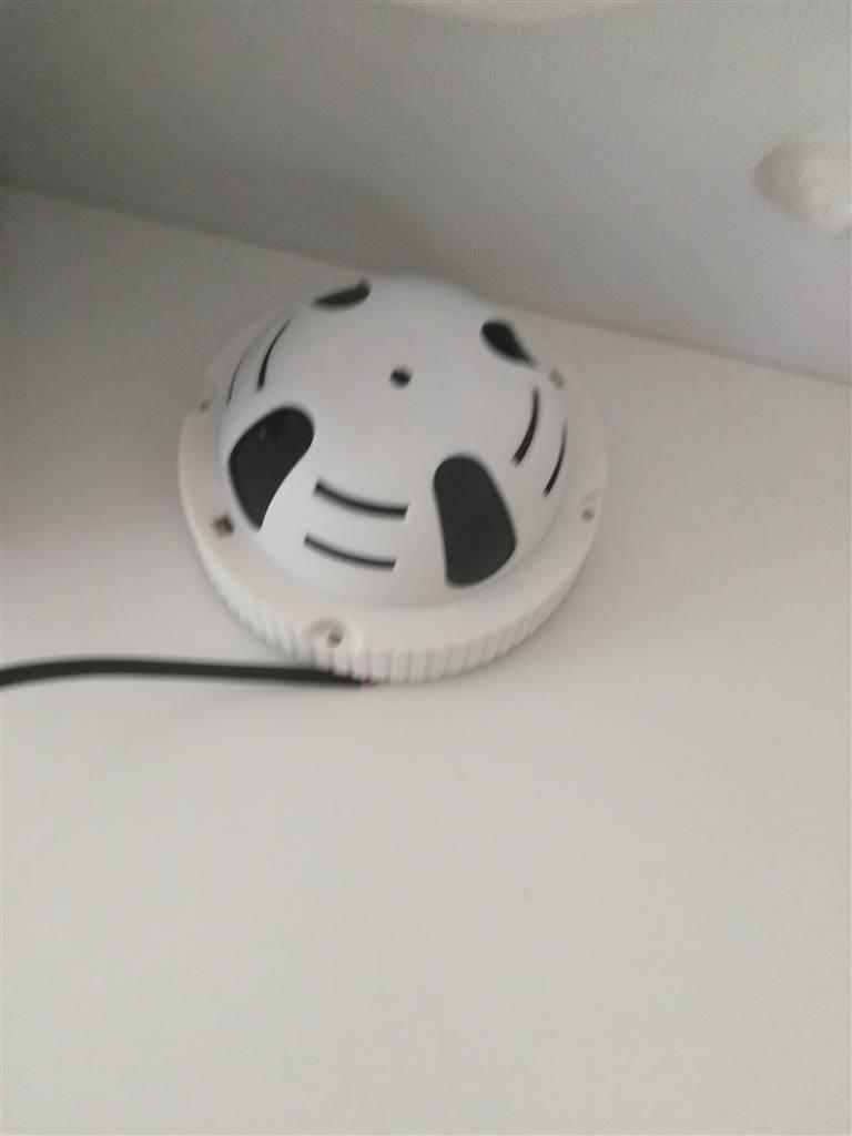 دوربین مخفی سقفی |