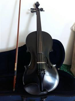 ویولن دست ساز ایرانی نیمه حرفه ای