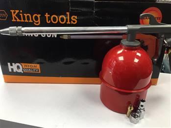 گازوییل پاش مخزن فلزی king tools