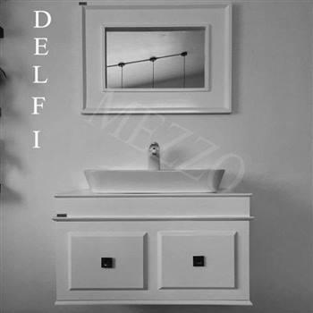 روشویی کابینت دار مزو MEZZO مدل Delfi