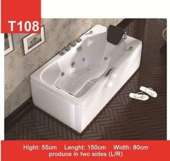 وان و جکوزی حمام Tenser مدل T108