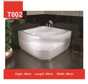 وان و جکوزی حمام Tenser مدل T002
