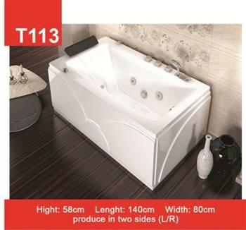 وان و جکوزی حمام Tenser مدل T113