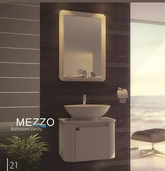 روشویی کابینت دار مزو MEZZO مدل Rolex