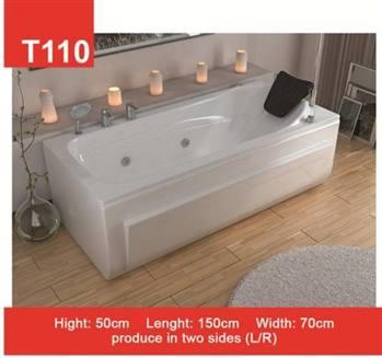 وان و جکوزی حمام Tenser مدل T110