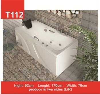 وان و جکوزی حمام Tenser مدل T112