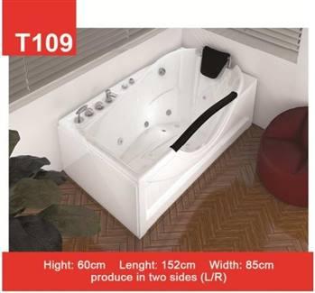 وان و جکوزی حمام Tenser مدل T109