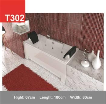 وان و جکوزی حمام Tenser مدل T302