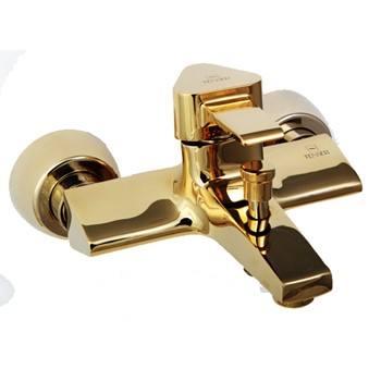 شیر حمام تنسر Tenser مدل یوفا طلایی