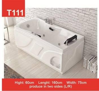 وان و جکوزی حمام Tenser مدل T111