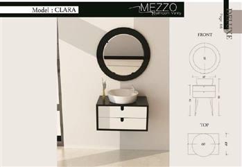 روشویی کابینت دار مزو MEZZO مدل clara
