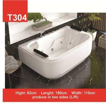 وان و جکوزی حمام Tenser مدل T304
