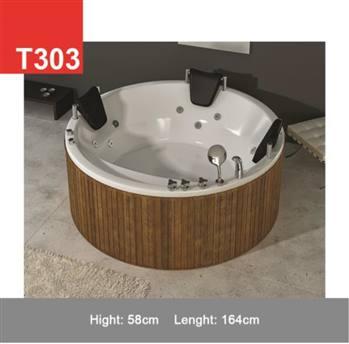 وان و جکوزی حمام Tenser مدل T303