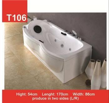 وان و جکوزی حمام Tenser مدل T106