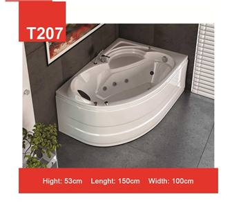 وان و جکوزی حمام Tenser مدل T207