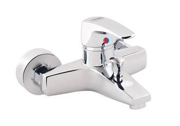 شیر حمام تنسر Tenser مدل لیون کروم