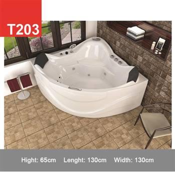 وان و جکوزی حمام Tenser مدل T203