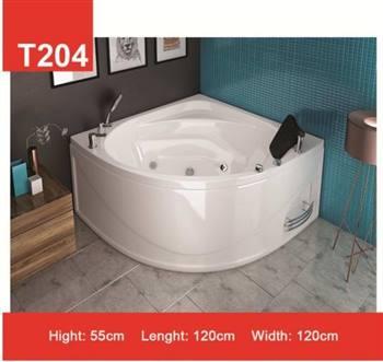 وان و جکوزی حمام Tenser مدل T204
