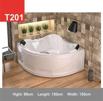 وان و جکوزی حمام Tenser مدل T201