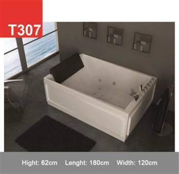 وان و جکوزی حمام Tenser مدل T307