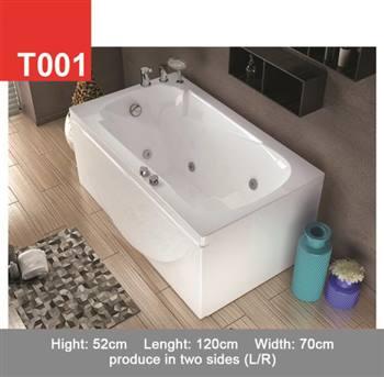 وان و جکوزی حمام Tenser مدل T001