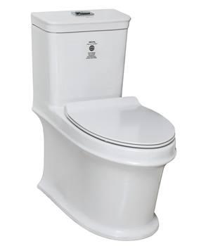 توالت فرنگی زمینی Homebase مدل HBT 0308 W