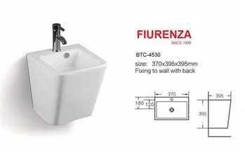 روشویی نیم پایه مدل فیورنزا FIURENZA کد 4530