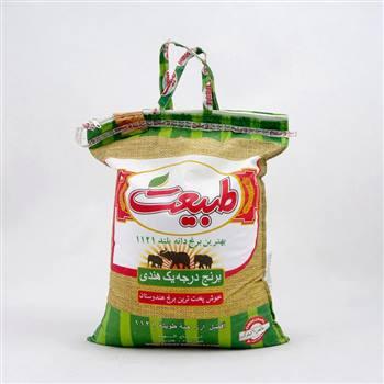 برنج درجه یک هندی دانه بلند طبیعت 10کیلوگرم