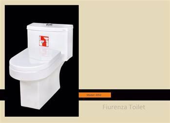 توالت فرنگی فیورنزا FIURENZA کد 2052