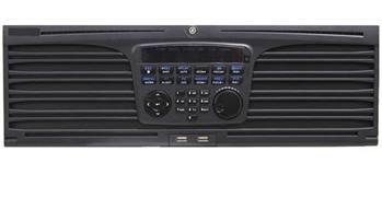 دستگاه NVR چهار کاناله هایک ویژن مدل DS-9664NI-I16