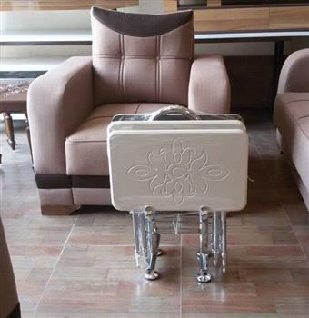 جلومبلی 4تکه چمدانی تاشو