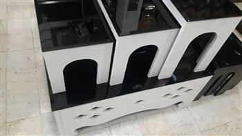جلومبلی 4 تکه HDF مدل رز