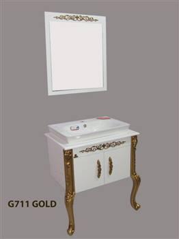 کابینت روشویی نیو کابین مدل  لوسیا سلطنتی  G711