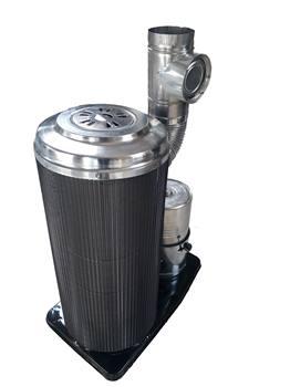 بخاری نفتی-گازوئیلی عایق دار(سایز 80 سانتی)