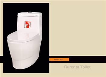 توالت فرنگی فیورنزا FIURENZA کد 2051