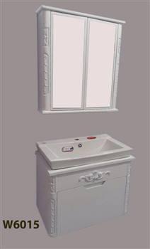 کابینت روشویی نیو کابین مدل آسپن  سلطنتی W6015