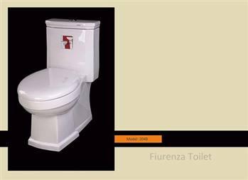 توالت فرنگی فیورنزا FIURENZA کد 2048