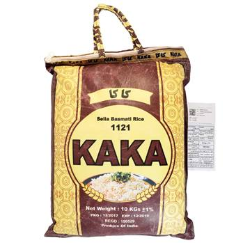 برنج درجه یک هندی کاکا 10کیلوگرم